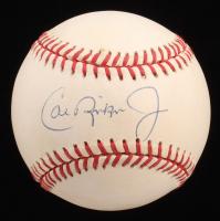 Cal Ripken Jr. Signed OAL Baseball (JSA COA)