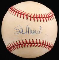 Stan Musial Signed ONL Baseball (JSA COA & Musial LOA)