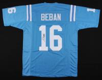 "Gary Beban Signed Jersey Inscribed ""UCLA '67 Heisman"" (JSA COA) at PristineAuction.com"