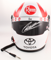 Christopher Bell Signed 2019 NASCAR Rheem Full-Size Helmet (PA COA) at PristineAuction.com