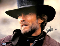 "Clint Eastwood Signed ""Unforgiven"" 11x14 Photo (Beckett LOA)"