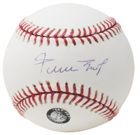 Willie Mays Signed OML Baseball (Mays Hologram)