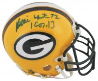 Reggie White Signed Green Bay Packers Mini Helmet (Beckett LOA)