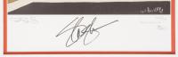 Slash Signed Guns N' Roses LE 21x34 Custom Framed Lithograph (JSA Hologram) at PristineAuction.com