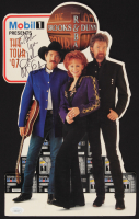 Reba McEntire Signed Cut-Out Display with Inscription (JSA COA)