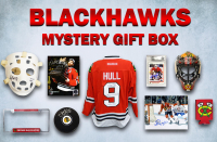 Chicago Blackhawks Autograph & Collectibles Champs Edition Mystery Gift Box Series 1 (4 ITEMS IN EVERY BOX!!)