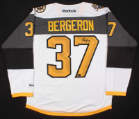 Patrice Bergeron Signed 2016 All-Star Game Jersey (Your Sports Memorabilia Store COA)