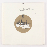 "Paul McCartney Signed ""The Liverpool Sound"" Vinyl Record Cover (JSA LOA)"