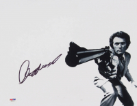 "Clint Eastwood Signed ""Dirty Harry"" 11x14 Photo (PSA LOA) at PristineAuction.com"