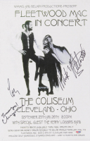 """Fleetwood Mac"" 11x17 Poster Band-Signed by (3) with Mick Fleetwood, Lindsey Buckingham & Christine McVie (PSA LOA) at PristineAuction.com"