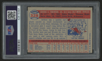 1957 Topps #328 Brooks Robinson RC (PSA 7)(MC) at PristineAuction.com
