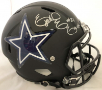 Ezekiel Elliott Signed Dallas Cowboys Full-Size Helmet (Beckett COA)