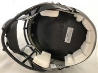 Ezekiel Elliott Signed Dallas Cowboys Full-Size Helmet (Beckett COA) at PristineAuction.com