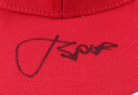 Jordan Spieth Signed Under Armour Fitted Baseball Hat (PSA COA) at PristineAuction.com