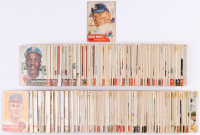 Complete Set (274/274) of 1953 Topps Bsseball Cards with #82 Mickey Mantle