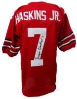 Dwayne Haskins Signed Ohio State Buckeyes Jersey (JSA COA)