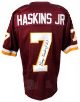 Dwayne Haskins Jr. Signed Washington Redskins Jersey (JSA COA)