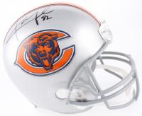 Khalil Mack Signed Chicago Bears Full-Size Helmet (JSA COA)