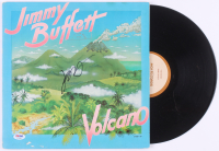"Jimmy Buffett Signed ""Volcano"" Vinyl Record Album (PSA COA)"