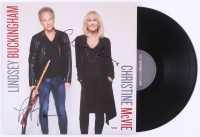 "Lindsey Buckingham & Christine McVie Signed ""Lindsey Buckingham Christine McVie"" Vinyl Record Album (PSA COA) at PristineAuction.com"