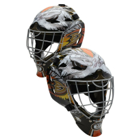 John Gibson Signed Anaheim Ducks Full Size Goalie Mask (Fanatics Hologram)