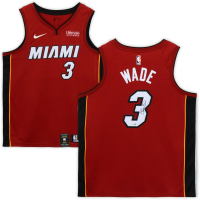 Dwyane Wade Signed Miami Heat Jersey (Fanatics Hologram) at PristineAuction.com