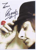 "Ringo Starr Signed ""Help!"" CD Booklet (JSA LOA)"