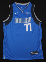 Luka Doncic Signed Dallas Mavericks Jersey (PSA Hologram) at PristineAuction.com