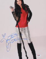 """Victoria Justice Signed """"Victorious"""" 11x14 Photo (PSA COA) at PristineAuction.com"""