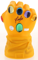"Stan Lee Signed Full Size Marvel ""Infinity Gauntlet"" Bank (Radtke COA & Lee Hologram)"