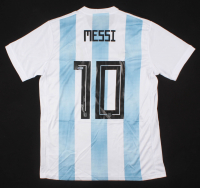 "Lionel Messi Signed Argentina Jersey Inscribed ""Leo"" (Beckett COA) at PristineAuction.com"
