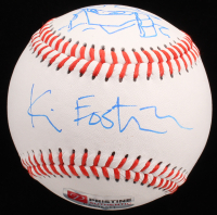 Kevin Eastman Signed OL Baseball with Hand-Drawn Shredder Sketch (PA COA) at PristineAuction.com