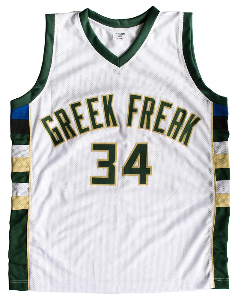 Antetokounmpo Jersey - Mens Replica - Nike NBA Giannis ...