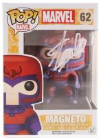 Stan Lee Signed Marvel Magneto #62 Funko Pop! Vinyl Figure (Radtke COA & Lee Hologram)
