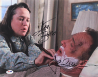 "Kathy Bates & James Caan Signed ""Misery"" 11x14 Photo (PSA COA) at PristineAuction.com"