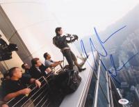 "Christian Bale Signed ""The Dark Knight"" 11x14 Photo (PSA COA) at PristineAuction.com"
