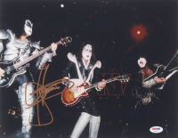 "Gene Simmons Signed ""KISS"" 11x14 Photo (PSA COA) at PristineAuction.com"