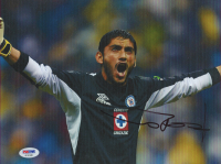 Jesus Manuel Corona Signed Cruz Azul 8x10 Photo (PSA COA) at PristineAuction.com