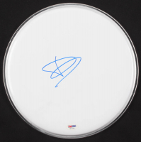 Dave Grohl Signed Drum Head (PSA COA) at PristineAuction.com
