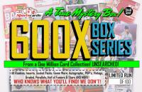 """MYSTERY 600X SERIES"" A True Sports Card Mystery Box!"