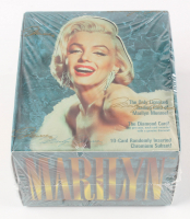 1993 Marilyn Monroe Trading Cards Box with (36) Packs