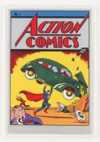 2018 DC Action Comics Superman #1 Foil 35 gram Silver Cover