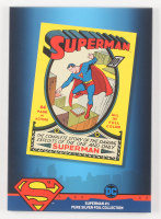 2018 DC Comics Superman #1 Foil 35 gram Silver Cover at PristineAuction.com