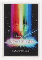 2018 Star Trek: The Motion Picture 35 gram Silver Foil Movie Poster at PristineAuction.com
