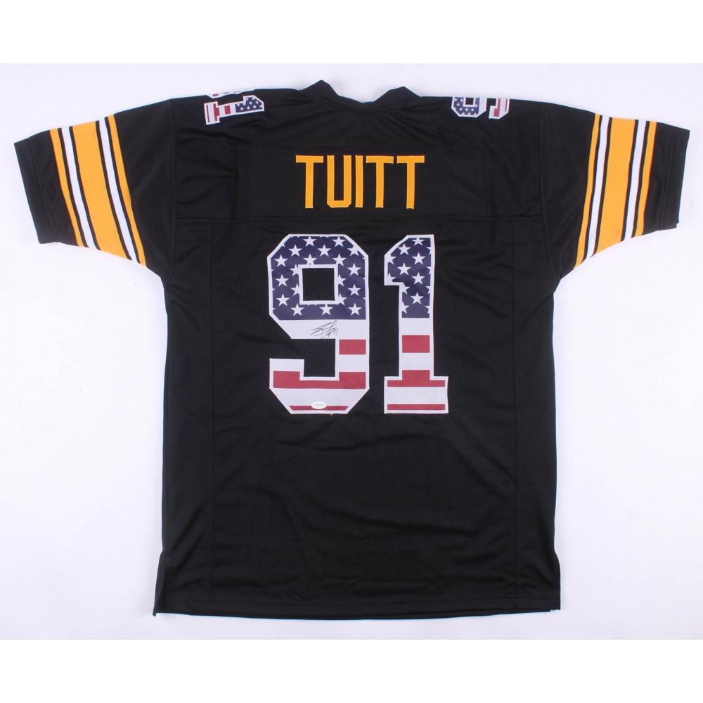 Stephon Tuitt Signed Pittsburgh Steelers