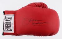 Ken Norton Signed Everlast Boxing Glove (PSA COA)