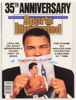 Muhammad Ali Signed Vintage Sports Illustrated Magazine (JSA ALOA)