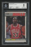 1987-88 Fleer #59 Michael Jordan (BGS 8)