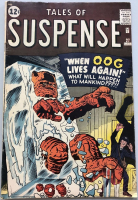 """1962 """"Tales of Suspense"""" Issue #27 Comic Book"""