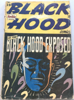 "1946 ""Black Hood Comics"" Issue #19 Comic Book at PristineAuction.com"